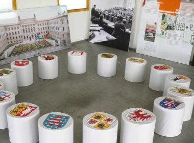 Ausstellung Bundesrat
