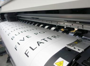 Mimaki Inkjet-Druckmaschine